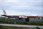 Gambardierさんが、マイアミ国際空港で撮影したフロリダウエスト 707-331Cの航空フォト(写真)
