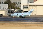 アイスコーヒーさんが、名古屋飛行場で撮影した航空自衛隊 U-125A(Hawker 800)の航空フォト(飛行機 写真・画像)