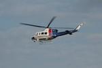 アイスコーヒーさんが、名古屋飛行場で撮影した愛知県防災航空隊 412EPの航空フォト(飛行機 写真・画像)