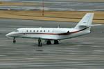 アイスコーヒーさんが、名古屋飛行場で撮影した朝日航洋 680 Citation Sovereignの航空フォト(飛行機 写真・画像)