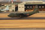 アイスコーヒーさんが、名古屋飛行場で撮影した航空自衛隊 C-130H Herculesの航空フォト(飛行機 写真・画像)