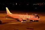 アイスコーヒーさんが、名古屋飛行場で撮影したフジドリームエアラインズ ERJ-170-200 (ERJ-175STD)の航空フォト(飛行機 写真・画像)
