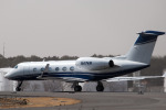 パンダさんが、成田国際空港で撮影したモトローラ・ソリューションズ G-IV-X Gulfstream G450の航空フォト(写真)