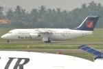 jun☆さんが、スカルノハッタ国際空港で撮影したリアウ・エアラインズ Avro 146-RJ100の航空フォト(写真)