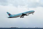 アイスコーヒーさんが、中部国際空港で撮影した大韓航空 777-2B5/ERの航空フォト(飛行機 写真・画像)