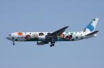 SKYLINEさんが、羽田空港で撮影した全日空 767-381の航空フォト(飛行機 写真・画像)