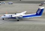 JA8077さんが、羽田空港で撮影したANAウイングス DHC-8-314Q Dash 8の航空フォト(飛行機 写真・画像)