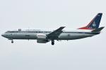 jun☆さんが、成田国際空港で撮影したタイ政府 737-4Z6の航空フォト(写真)