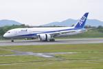 snow_shinさんが、広島空港で撮影したボーイング 787-8 Dreamlinerの航空フォト(写真)
