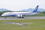 snow_shinさんが、広島空港で撮影したボーイング 787-8 Dreamlinerの航空フォト(飛行機 写真・画像)