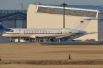 ぶる~すかい。さんが、成田国際空港で撮影したドイツ空軍 BD-700-1A11 Global 5000の航空フォト(飛行機 写真・画像)