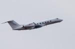 パンダさんが、成田国際空港で撮影したVERIZON CORPORATE SERVICES INC G-IV-X Gulfstream G450の航空フォト(写真)