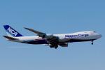 Scotchさんが、成田国際空港で撮影した日本貨物航空 747-8KZF/SCDの航空フォト(写真)