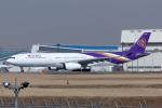 Scotchさんが、成田国際空港で撮影したタイ国際航空 A330-343Xの航空フォト(写真)