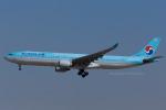 Scotchさんが、成田国際空港で撮影した大韓航空 A330-322の航空フォト(飛行機 写真・画像)
