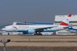 Scotchさんが、成田国際空港で撮影したオーストリア航空 777-2Z9/ERの航空フォト(写真)
