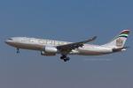 Scotchさんが、成田国際空港で撮影したエティハド航空 A330-243の航空フォト(飛行機 写真・画像)