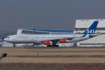 Scotchさんが、成田国際空港で撮影したスカンジナビア航空 A340-313Xの航空フォト(写真)