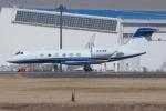 Scotchさんが、成田国際空港で撮影したモトローラ・ソリューションズ G-IV-X Gulfstream G450の航空フォト(写真)