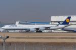 Scotchさんが、成田国際空港で撮影したルフトハンザドイツ航空 A340-642Xの航空フォト(写真)