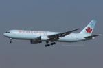 Scotchさんが、成田国際空港で撮影したエア・カナダ 767-333/ERの航空フォト(飛行機 写真・画像)