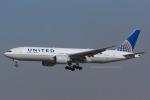 Scotchさんが、成田国際空港で撮影したユナイテッド航空 777-224/ERの航空フォト(写真)