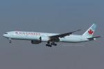 Scotchさんが、成田国際空港で撮影したエア・カナダ 777-333/ERの航空フォト(飛行機 写真・画像)