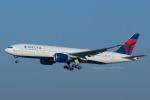 Scotchさんが、成田国際空港で撮影したデルタ航空 777-232/LRの航空フォト(写真)