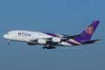 Scotchさんが、成田国際空港で撮影したタイ国際航空 A380-841の航空フォト(写真)