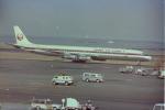 ねこたさんが、羽田空港で撮影した日本航空 DC-8-61の航空フォト(写真)