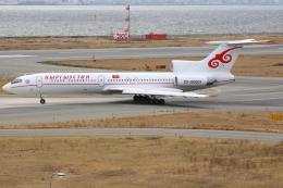 関西国際空港 - Kansai International Airport [KIX/RJBB]で撮影されたキルギスタン - Kyrgyzstan [QH/LYN]の航空機写真