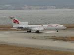 GE90エンジンさんが、関西国際空港で撮影したキルギスタン・エアラインズ Tu-154Mの航空フォト(写真)