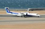 アイスコーヒーさんが、中部国際空港で撮影したANAウイングス DHC-8-402Q Dash 8の航空フォト(写真)