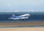 アイスコーヒーさんが、中部国際空港で撮影したANAウイングス 737-5L9の航空フォト(飛行機 写真・画像)