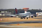 成田国際空港 - Narita International Airport [NRT/RJAA]で撮影されたデルタ航空 - Delta Air Lines [DL/DAL]の航空機写真