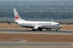 アイスコーヒーさんが、中部国際空港で撮影したJALエクスプレス 737-846の航空フォト(写真)