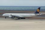 アイスコーヒーさんが、中部国際空港で撮影したルフトハンザドイツ航空 A340-642の航空フォト(飛行機 写真・画像)