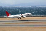 アイスコーヒーさんが、中部国際空港で撮影した日本航空 737-846の航空フォト(飛行機 写真・画像)