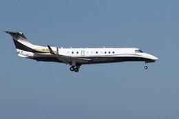 PINK_TEAM78さんが、成田国際空港で撮影したABSジェッツ EMB-135BJ Legacyの航空フォト(飛行機 写真・画像)