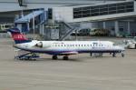 アイスコーヒーさんが、中部国際空港で撮影したアイベックスエアラインズ CL-600-2C10 Regional Jet CRJ-702の航空フォト(飛行機 写真・画像)