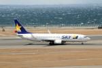 アイスコーヒーさんが、中部国際空港で撮影したスカイマーク 737-82Yの航空フォト(写真)