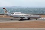 アイスコーヒーさんが、中部国際空港で撮影したエティハド航空 A330-243の航空フォト(飛行機 写真・画像)