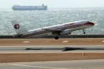アイスコーヒーさんが、中部国際空港で撮影した中国東方航空 A320-232の航空フォト(写真)
