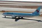 アイスコーヒーさんが、中部国際空港で撮影した大韓航空 737-9B5の航空フォト(写真)