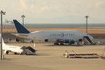 アイスコーヒーさんが、中部国際空港で撮影したボーイング 747-409(LCF) Dreamlifterの航空フォト(飛行機 写真・画像)