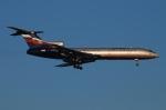 RUSSIANSKIさんが、アンタルヤ空港で撮影したアエロフロート・ロシア航空 Tu-154Mの航空フォト(写真)