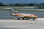 Gambardierさんが、マイアミ国際空港で撮影したアビアテカ 737-2H6/Advの航空フォト(写真)