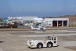 南紀白浜空港 - Nanki Shirahama Airport [SHM/RJBD]で撮影された関西塗研工業の航空機写真