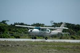 ライトレールさんが、慶良間空港で撮影したエアードルフィン Cessnaの航空フォト(飛行機 写真・画像)