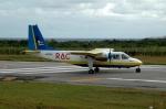 ライトレールさんが、波照間空港で撮影した琉球エアーコミューター BN-2B-26 Islanderの航空フォト(飛行機 写真・画像)